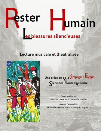 Rester humain les blessures silencieuses